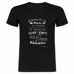 Nueva camiseta FEDAES